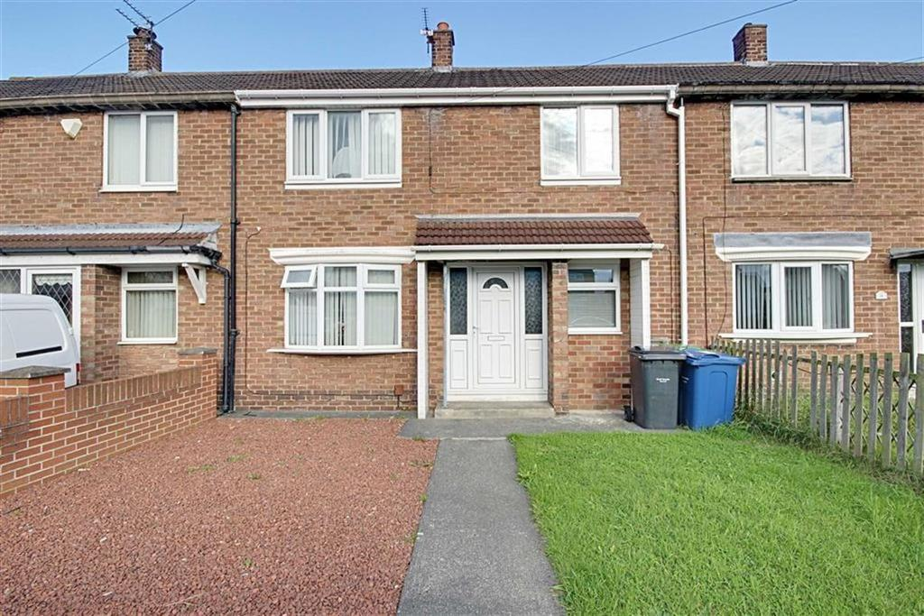 2 Bedrooms Terraced House for sale in Renoir Gardens, South Shields, Tyne Wear