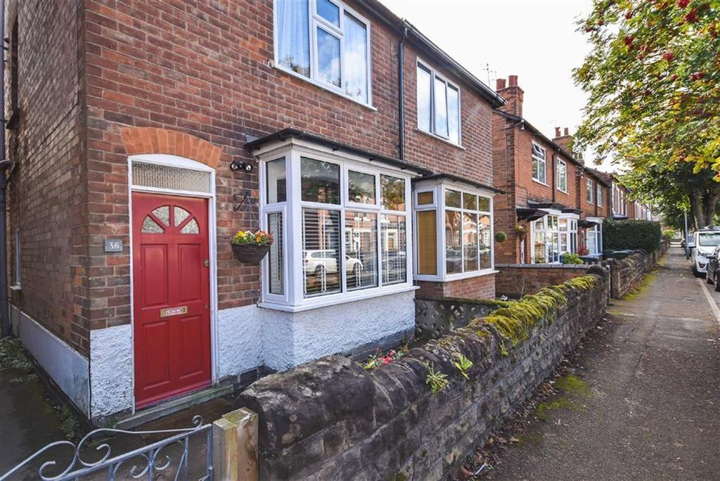 3 Bedrooms Semi Detached House for sale in Portland Road, West Bridgford