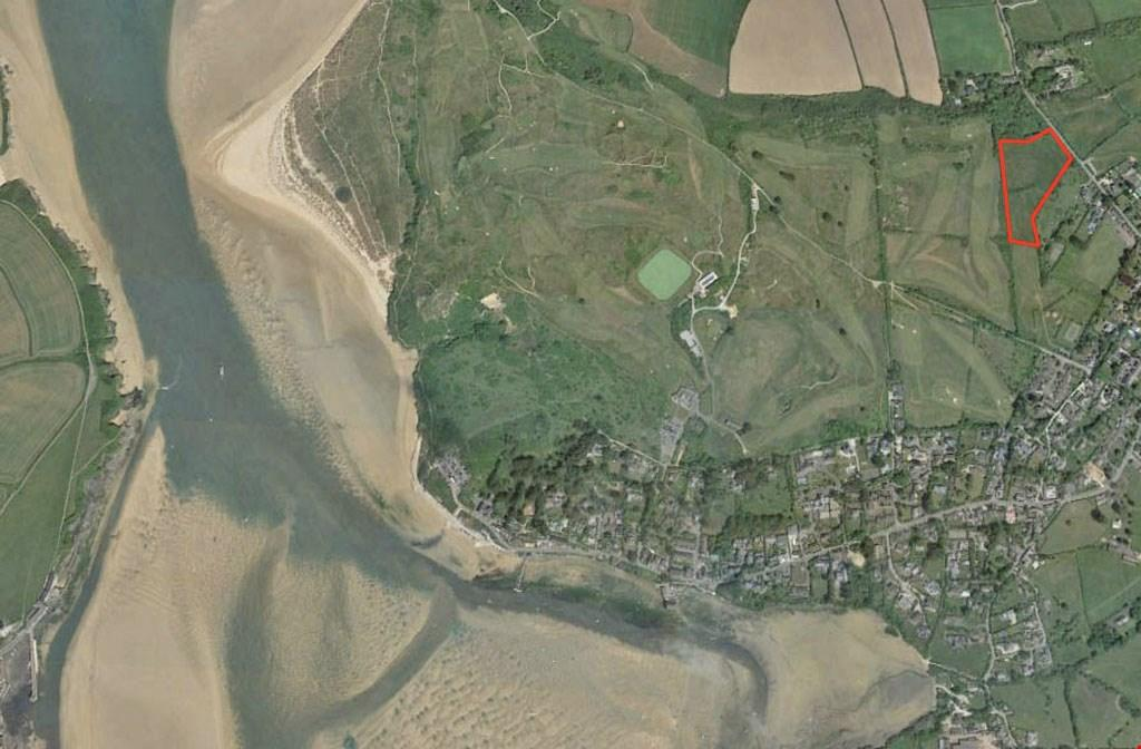 Plot Commercial for sale in Rock, Cornwall, PL27