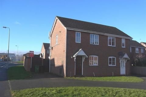 2 bedroom semi-detached house to rent - 182, Cabin Lane, Oswestry, Shropshire, SY11