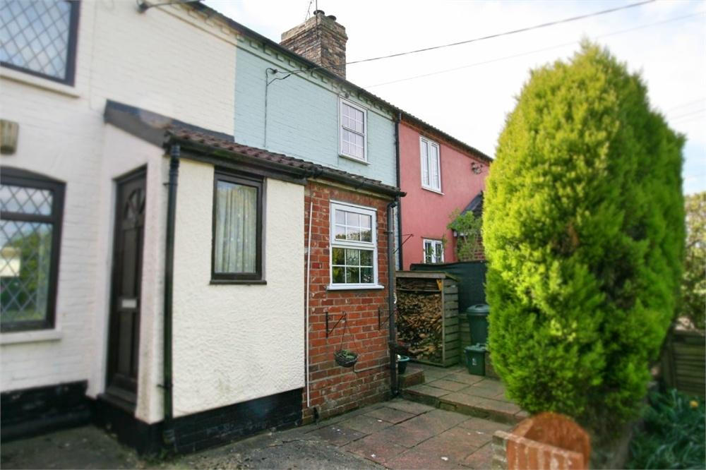 2 Bedrooms Cottage House for sale in Colchester Road, Coggeshall, Colchester, Essex