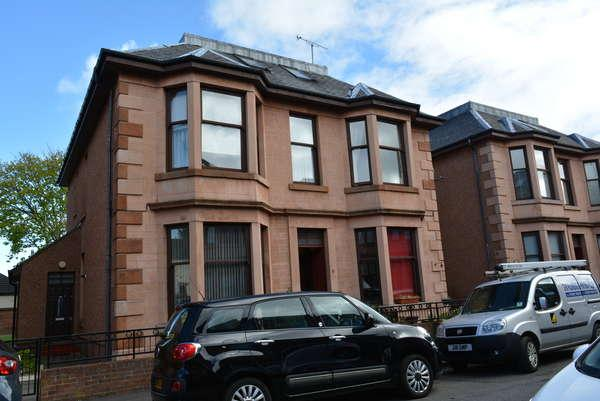 2 Bedrooms Flat for sale in 23 Barnwell Terrace, Drumoyne, Glasgow, G51 4TP