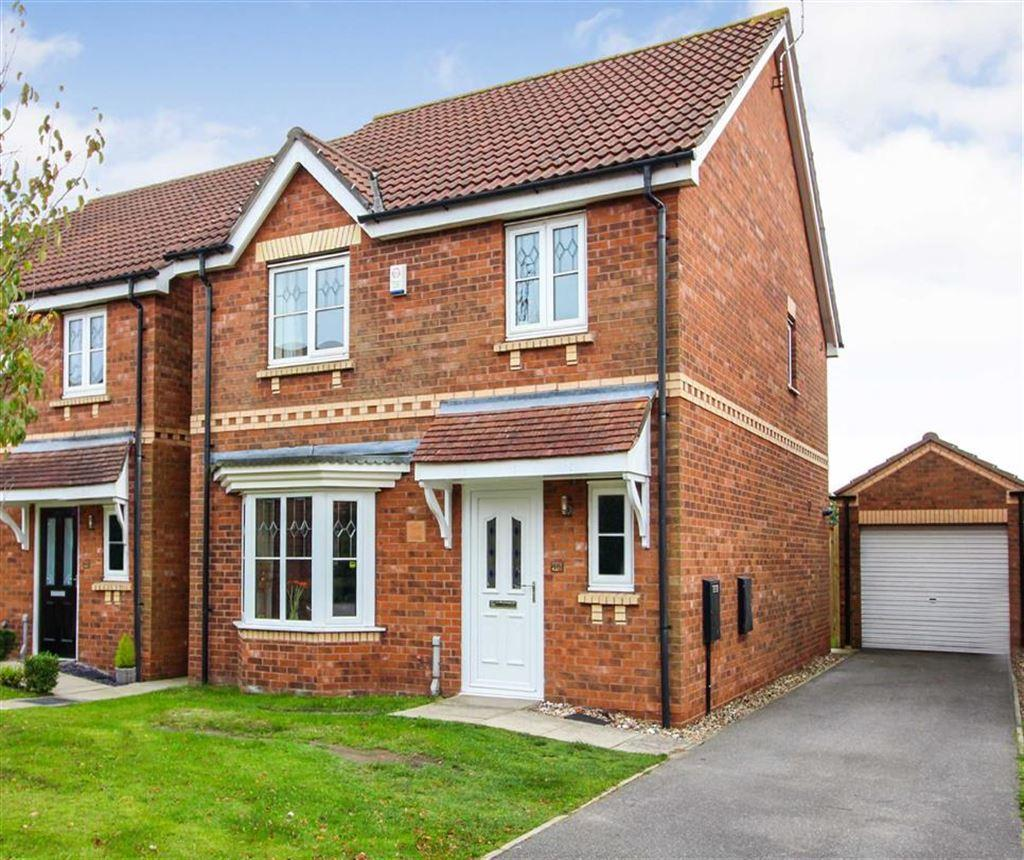 3 Bedrooms Detached House for sale in Callow Hill Drive, Castle Grange, Hull