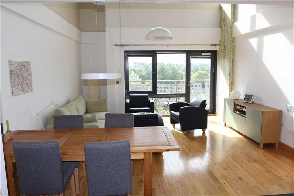 3 Bedrooms Apartment Flat for sale in Bath Lane, West End, Leicester