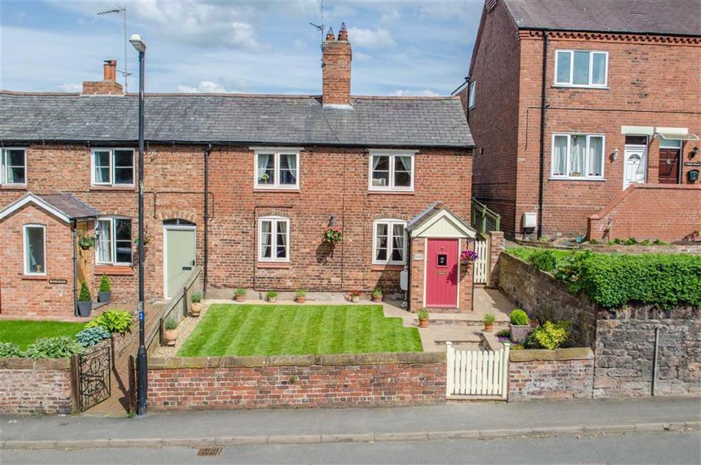 2 Bedrooms Cottage House for sale in Bridge Street, Holt, Wrexham, Holt
