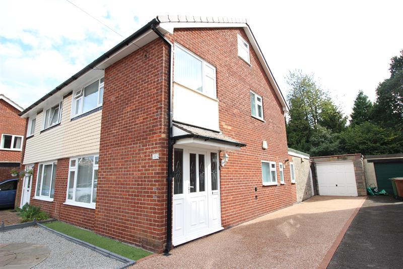 3 Bedrooms Semi Detached House for sale in Lon-Y-Gors, Caerphilly