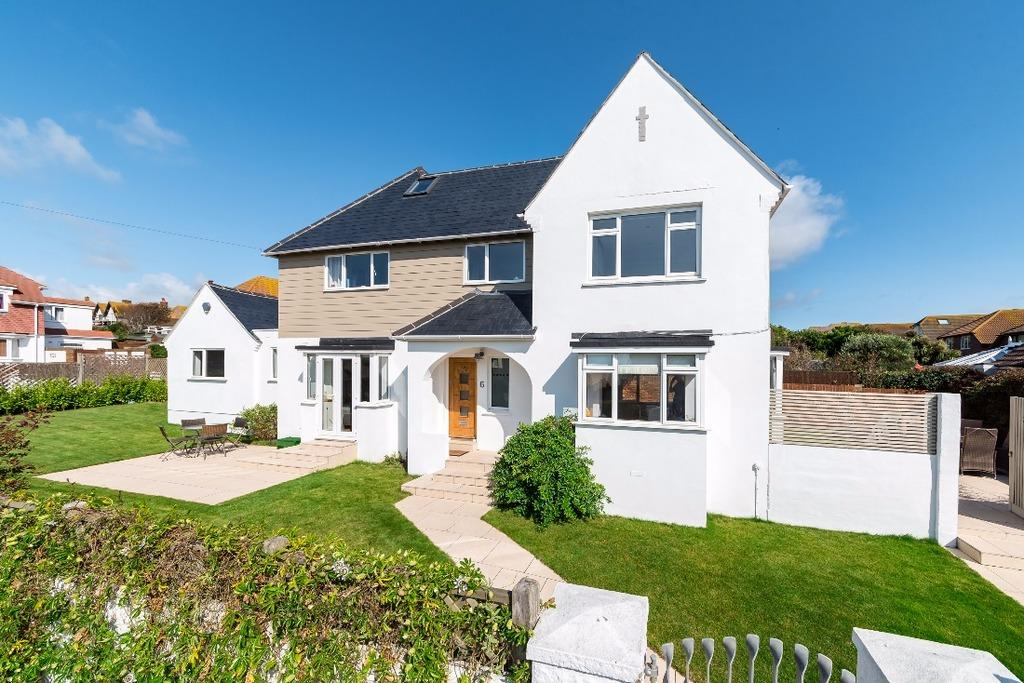 4 Bedrooms Detached House for sale in Chailey Avenue Rottingdean East Sussex BN2