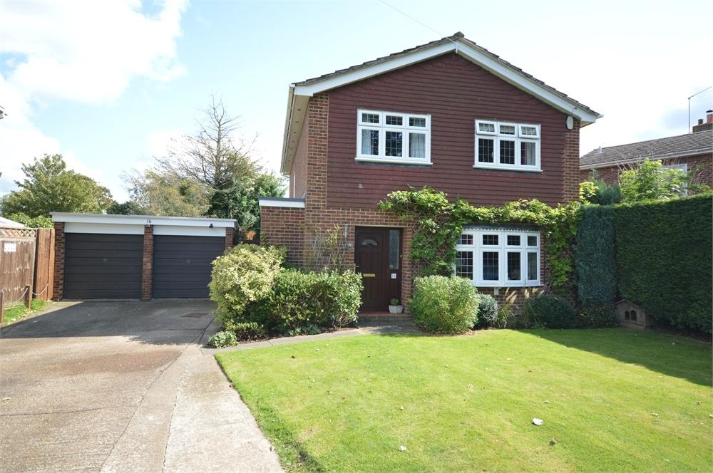 4 Bedrooms Detached House for sale in Dickens Close, Hartley