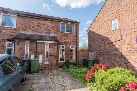 1 bedroom end of terrace house for sale - Lydham Court, YORK