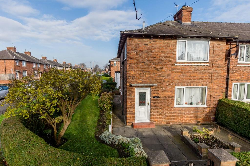 3 Bedrooms End Of Terrace House for sale in Fifth Avenue, York