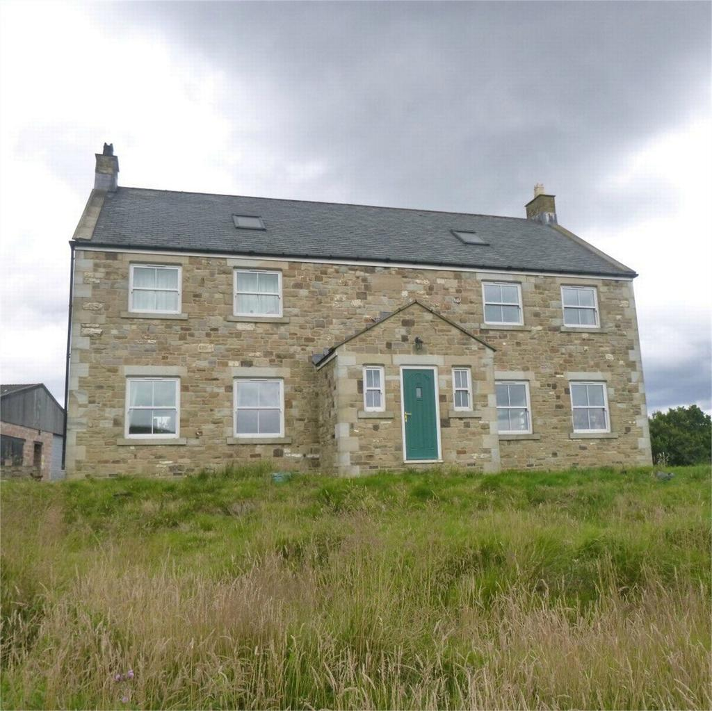 4 Bedrooms Detached House for sale in Smalesworth Farmhouse, Falstone, Hexham, Northumberland