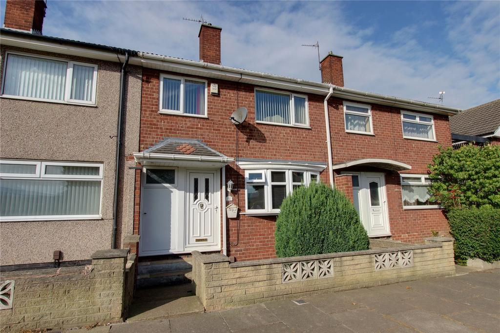 3 Bedrooms Terraced House for sale in Midville Walk, Netherfields