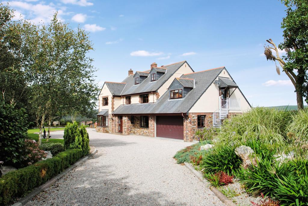 7 Bedrooms Detached House for sale in St. Kew Highway, Bodmin