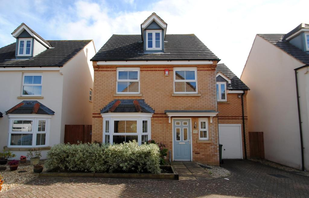 5 Bedrooms Detached House for sale in Buckleigh Grange, Westward Ho!