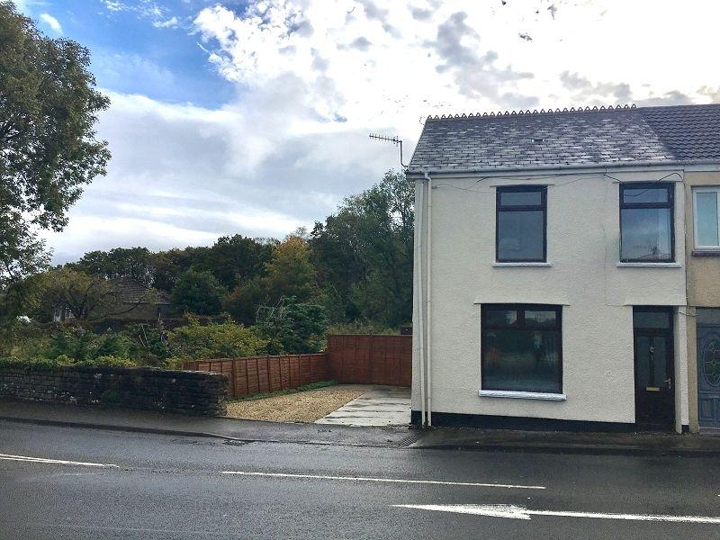 3 Bedrooms Semi Detached House for sale in Bryncethin, Bridgend, Bridgend.