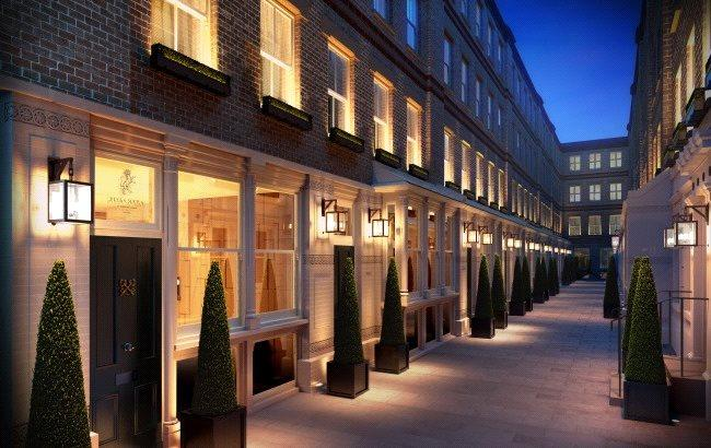 2 Bedrooms Apartment Flat for sale in Pinks Mews, Holborn, EC1N