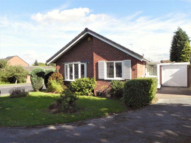 2 Bedrooms Detached Bungalow for sale in Salisbury Grove,Wylde Green,Sutton Coldfield