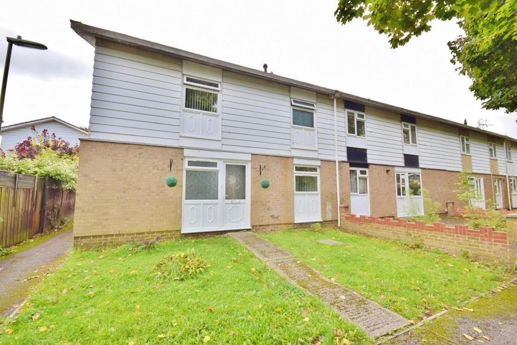 3 Bedrooms End Of Terrace House for sale in Popley, Basingstoke, RG24