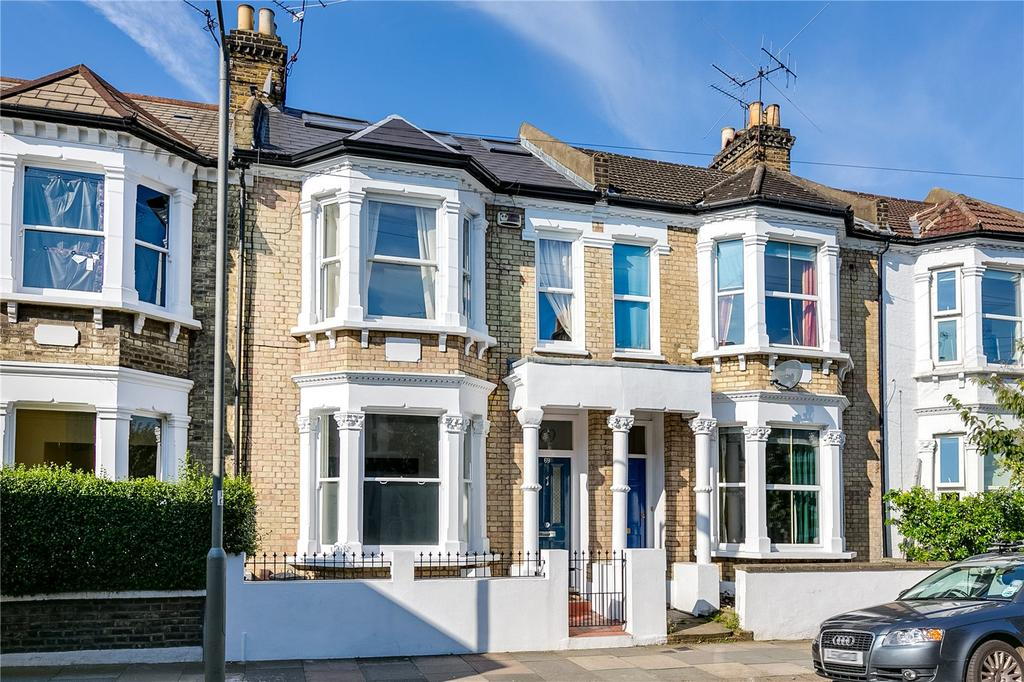 4 Bedrooms Terraced House for sale in Eccles Road, Battersea, London