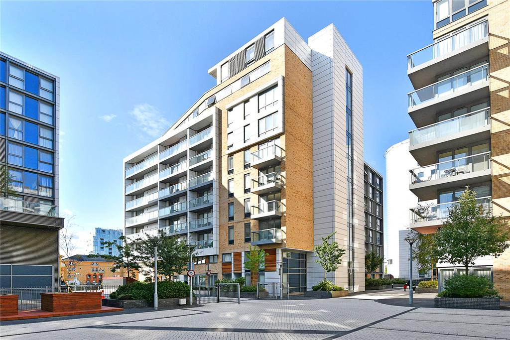 1 Bedroom Flat for sale in Empire Reach, 4 Dowells Street, London