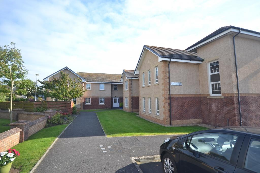 2 Bedrooms Apartment Flat for sale in 36 Adamwood Court, Troon, KA10 6BP