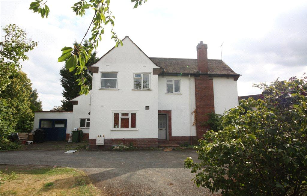 4 Bedrooms Detached House for sale in Hanbury Park Road, St John's, Worcester, WR2