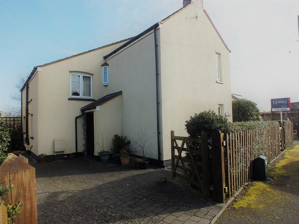 4 Bedrooms Detached House for sale in Notting Hill Way, Lower Weare, Axbridge, Somerset, BS26
