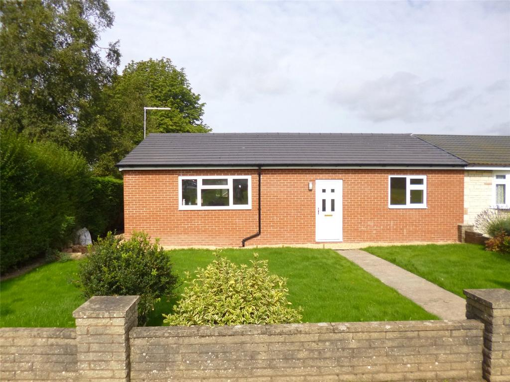 2 Bedrooms Semi Detached Bungalow for sale in Clee View, Ludlow, Shropshire