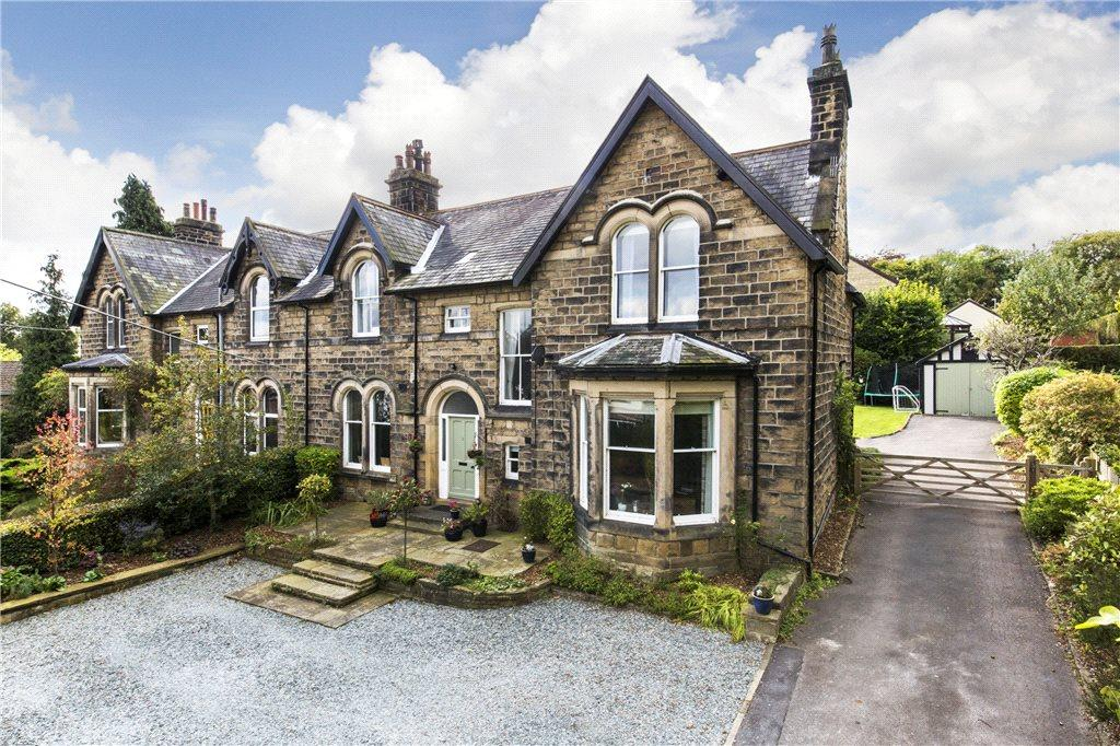 5 Bedrooms Unique Property for sale in Rose Bank, Burley in Wharfedale, Ilkley, West Yorkshire
