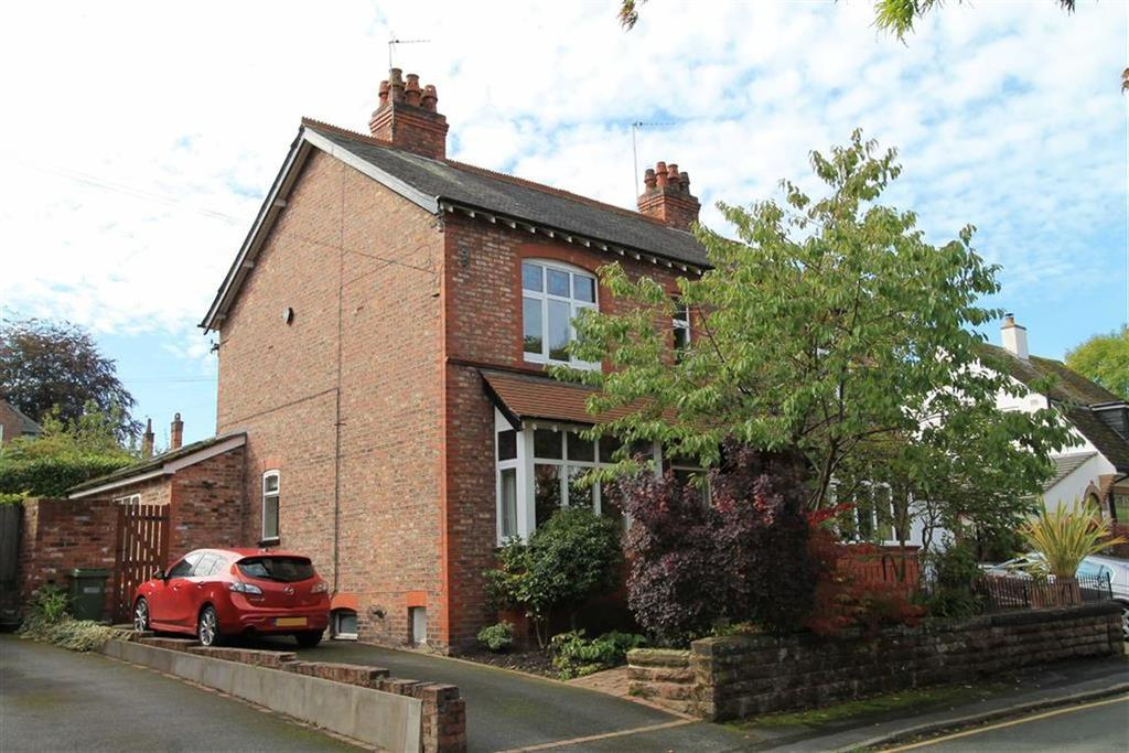 4 Bedrooms Semi Detached House for sale in Hawthorn Grove, Wilmslow