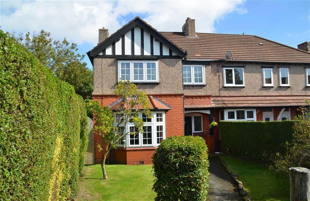 3 Bedrooms Semi Detached House for sale in Black Lion Lane, Little Sutton, CH66