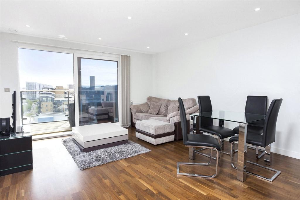 1 Bedroom Flat for sale in Wharf Street, London, SE8