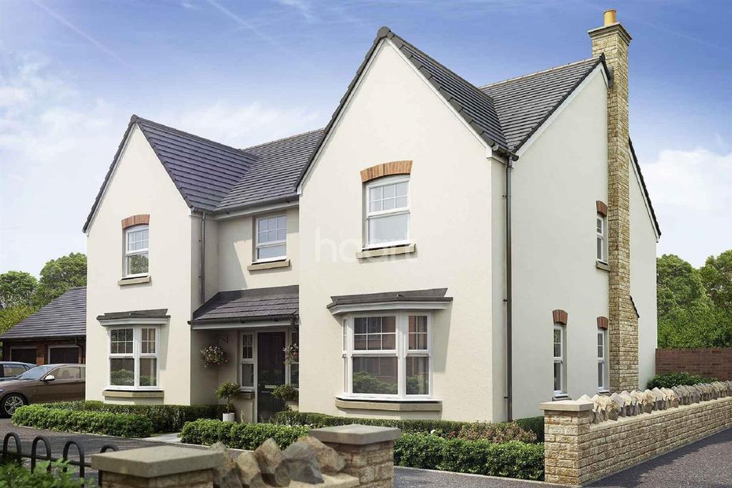 5 Bedrooms Detached House for sale in The Mappleton, King's Wood Gate, Monmouth