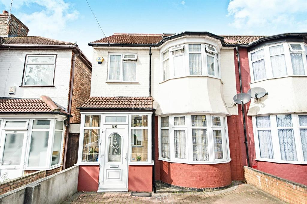 4 Bedrooms Semi Detached House for sale in Avondale Avenue, NW2
