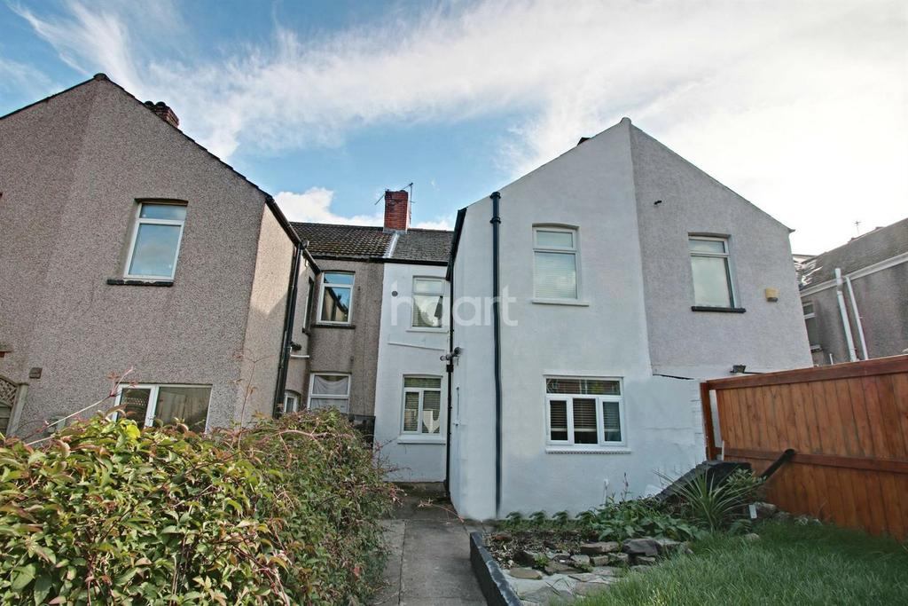 3 Bedrooms Terraced House for sale in Cromwell Road, Newport, NP19