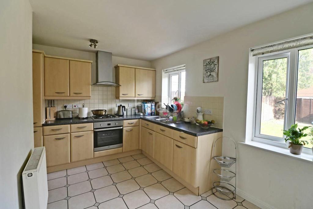 4 Bedrooms Detached House for sale in Hatfield Garden Village