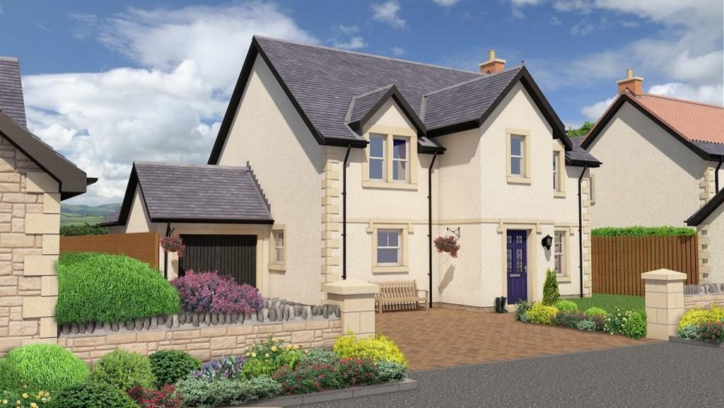 5 Bedrooms Detached House for sale in Coldstream, Scottish Borders
