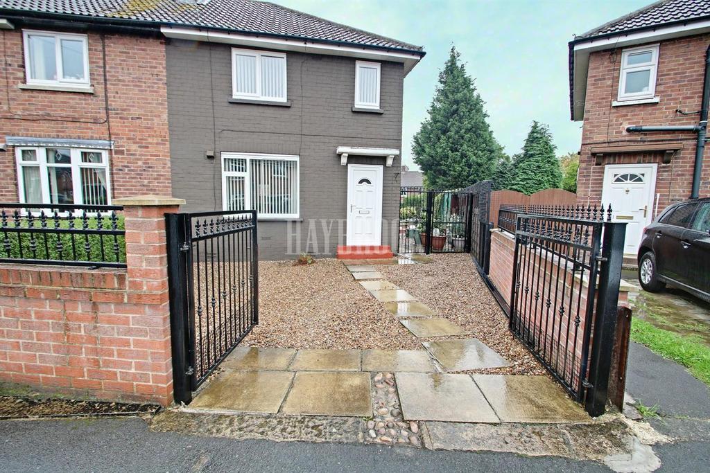 2 Bedrooms Semi Detached House for sale in Burns Drive, Herringthorpe
