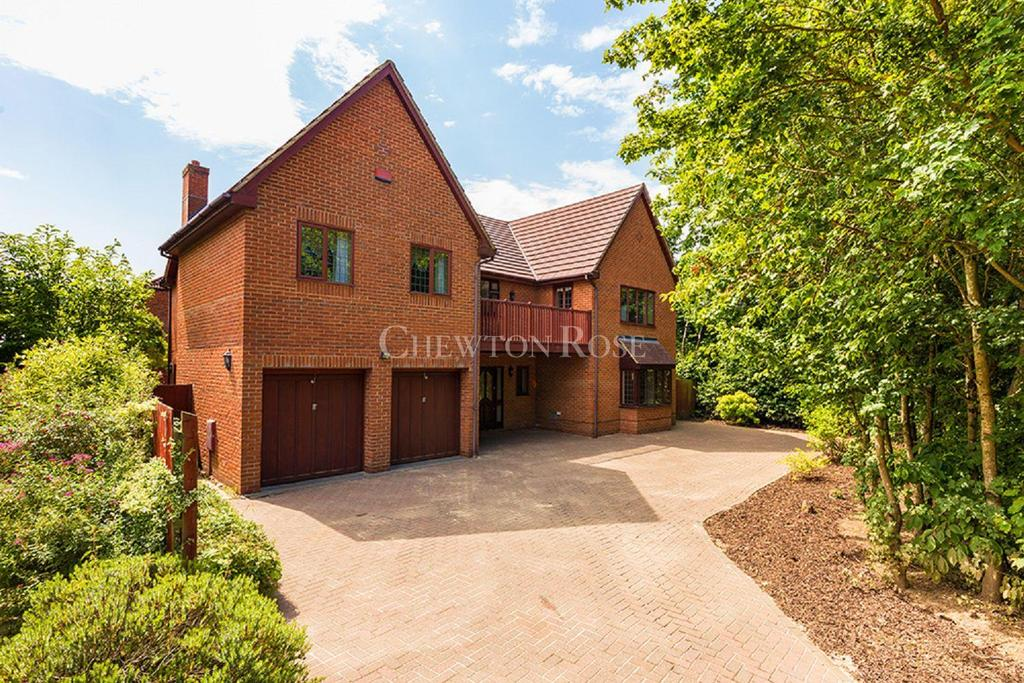 5 Bedrooms Detached House for sale in Shenley Lodge