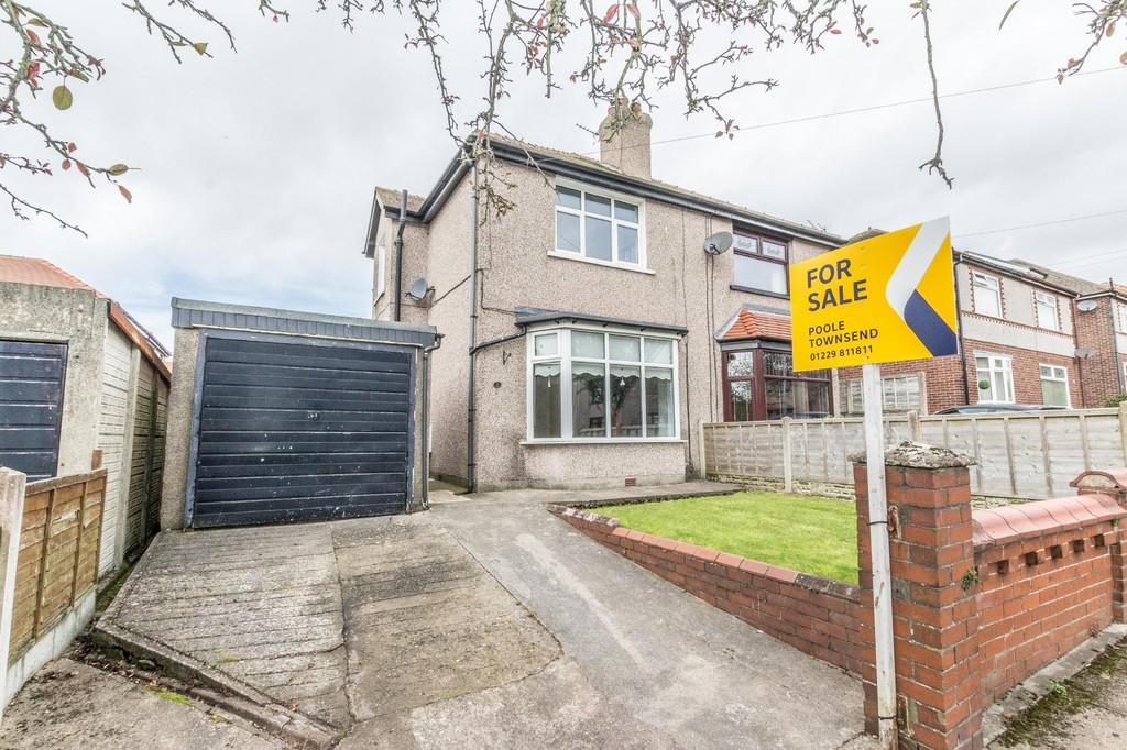 2 Bedrooms Semi Detached House for sale in Highlands Grove, Barrow-In-Furness