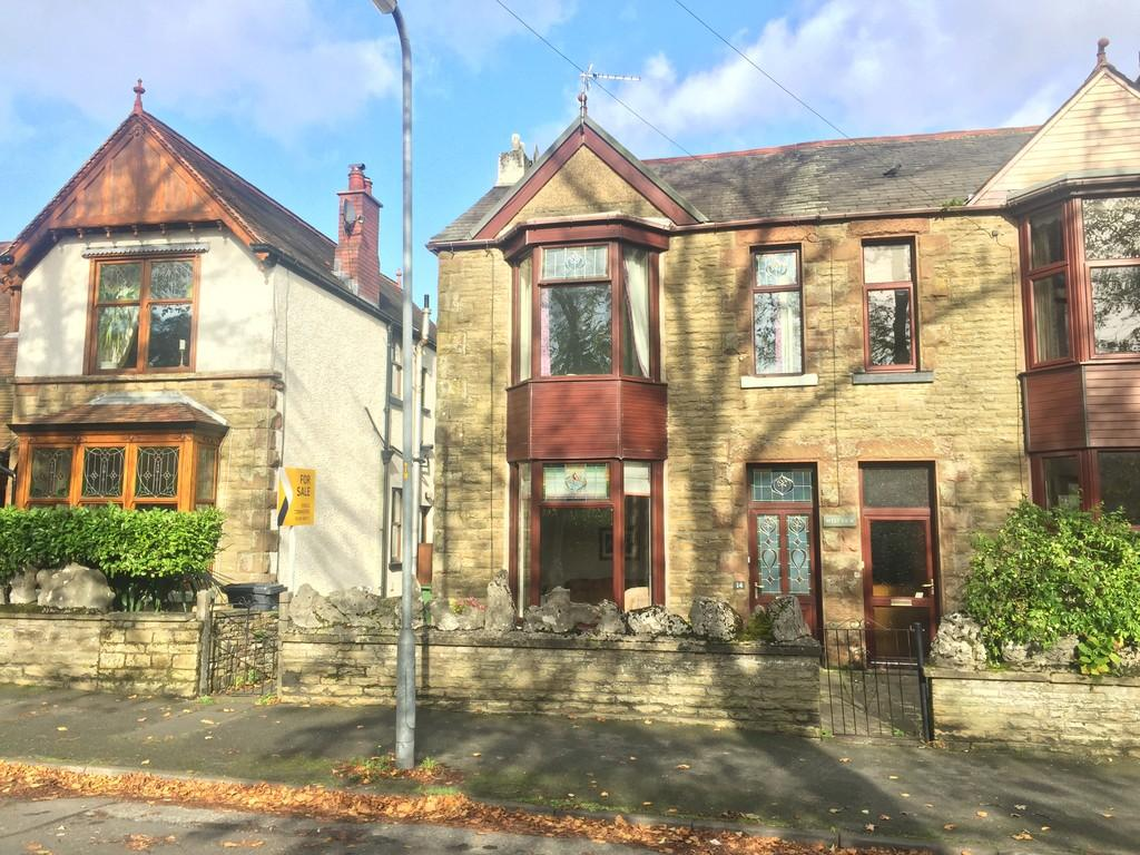 4 Bedrooms Semi Detached House for sale in Victoria Road, Ulverston