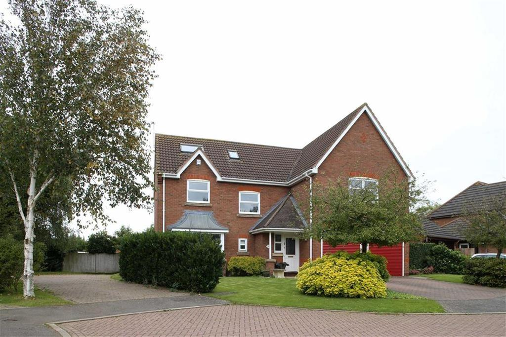 6 Bedrooms Detached House for sale in Woodcock Close, Gilmorton, Leicestershire