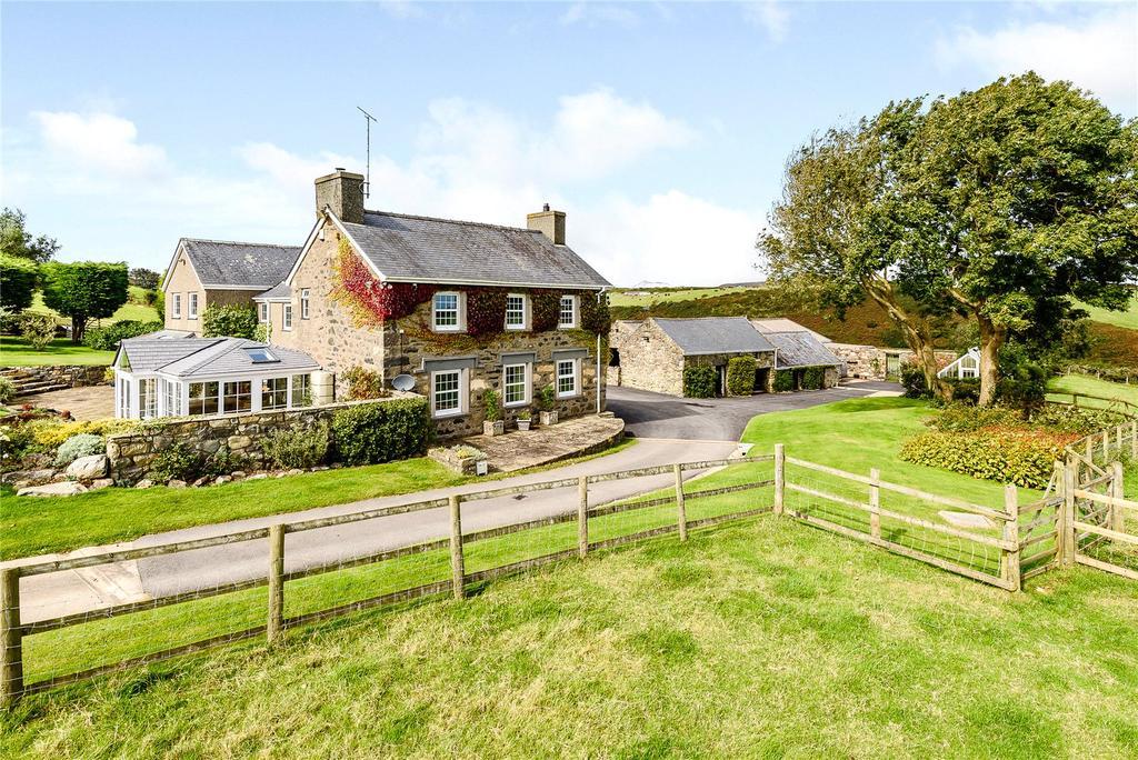 4 Bedrooms Detached House for sale in Abersoch, Pwllheli, Gwynedd