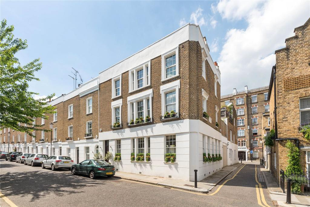 4 Bedrooms House for sale in Campden Street, Kensington, London