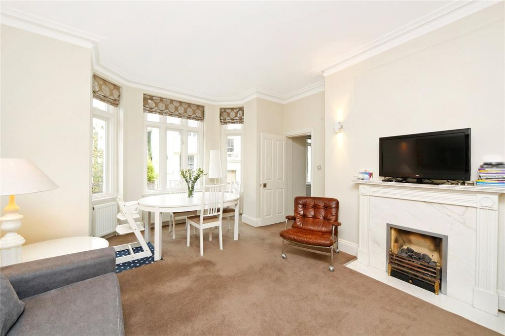 2 Bedrooms Flat for sale in Prince Edward Mansions, Moscow Road, Bayswater