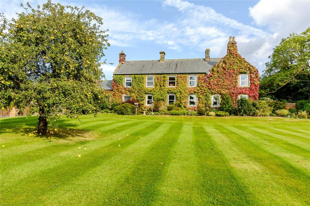 4 Bedrooms Detached House for sale in Catchburn, Morpeth