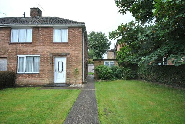 3 Bedrooms End Of Terrace House for sale in Edge Avenue, Grimsby