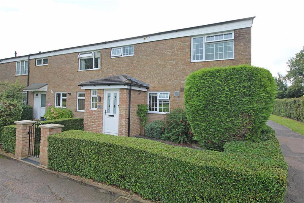 3 Bedrooms End Of Terrace House for sale in Salisbury Road, Stevenage, Hertfordshire, SG1 4PF