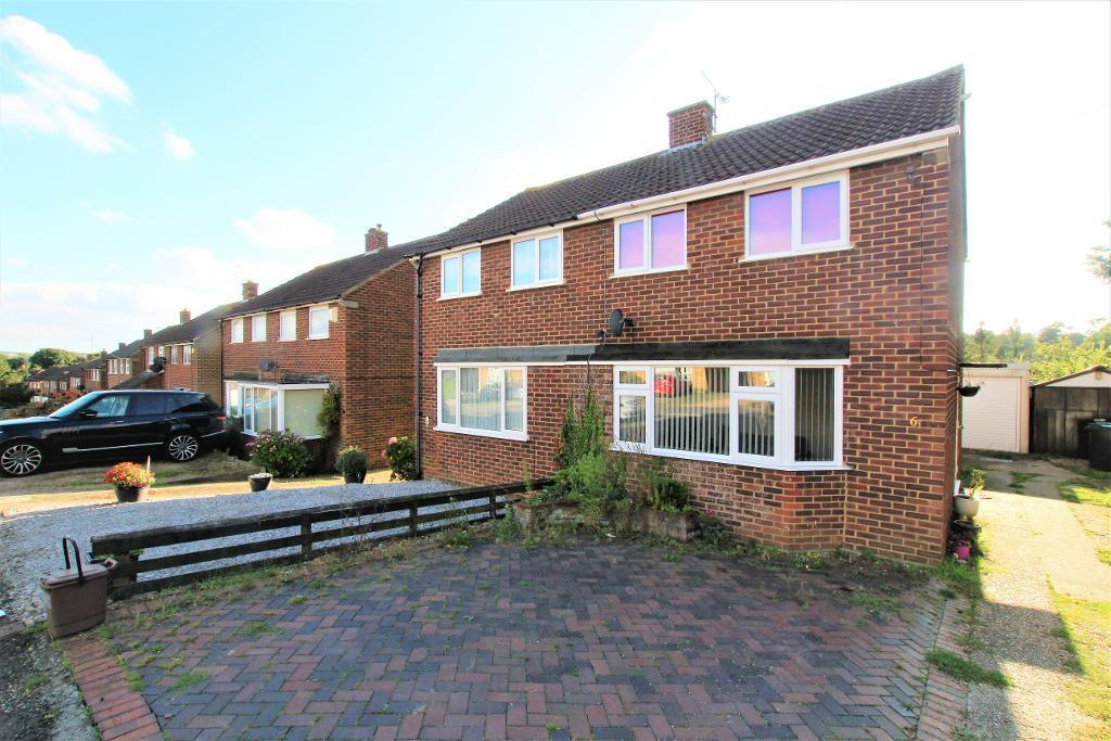 3 Bedrooms Semi Detached House for sale in Townsfield Road, Flitwick, Bedfordshire, MK45 1JE