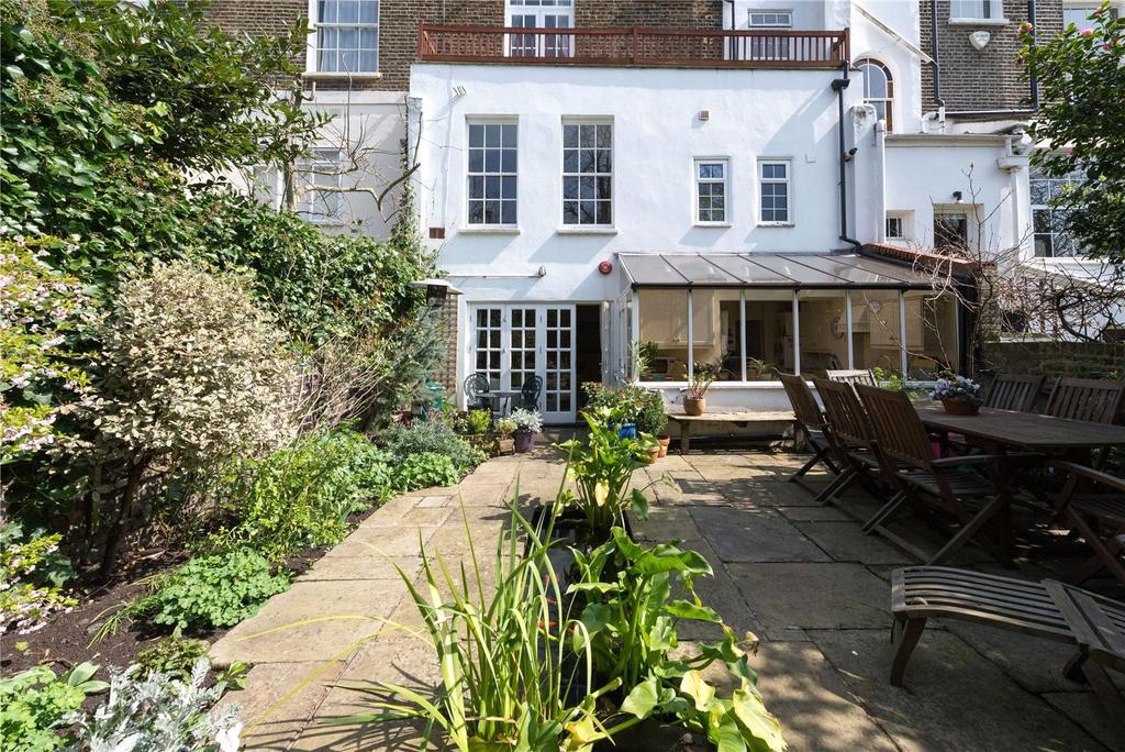 2 Bedrooms Flat for sale in Hemingford Road, Islington, London, N1
